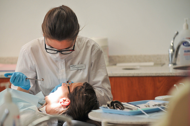 dental hygienist Dental Care Center