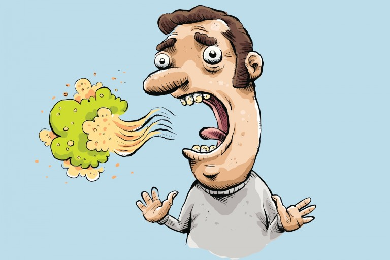 Don't be Embarrassed about Your Bad Breath: Fix it! - The