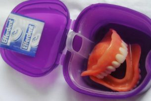 dentures case Dental Care Center