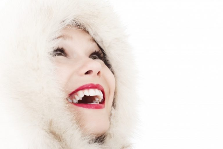girl with white teeth Dental Care Center