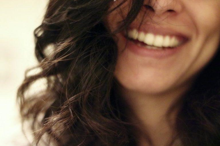 girl smiling Dental Care Center
