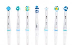 Multiple choices of brushes Dental Care Center