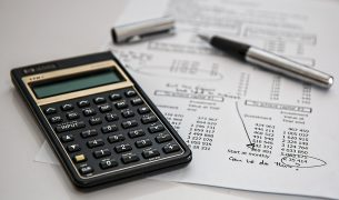 calculator-paper Dental Care Center