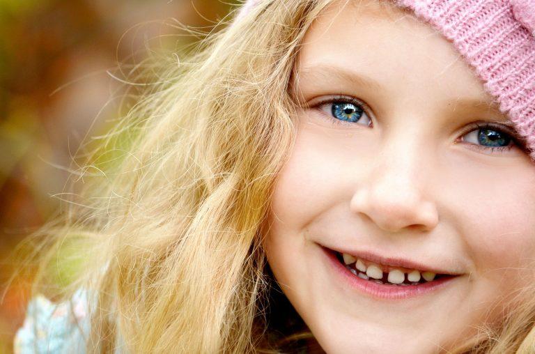 smiling-girl Dental Care Center