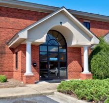 Greenville building Dental Care Center